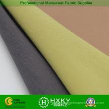 Polyester mit Baumwollmischung Spandex-Gewebe in Zwei-Ton für Blazer