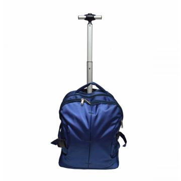 840D Jacquard Fabric Single Trolley Bag
