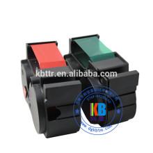 Postal franking machine compatible fluorescent red B700 printer ink cartridge