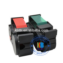 Cartucho de tinta de impressora postal vermelho compatível com impressora fluorescente B700 vermelho
