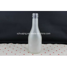 280ml 9oz Frosted Sake Glass Bottle