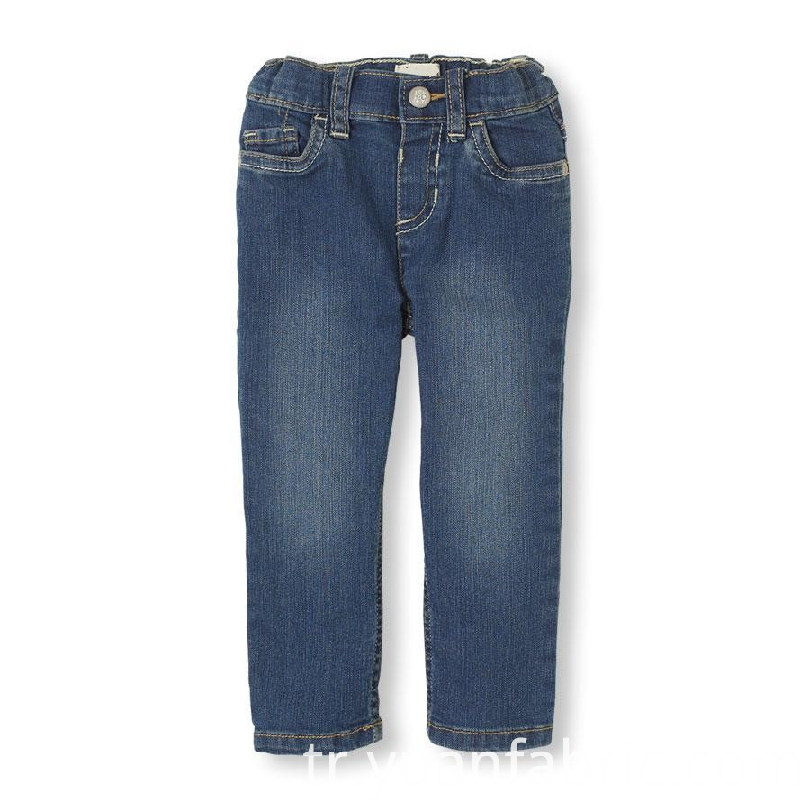 801 Childrens Kids Baby Girls Skinny Jeans