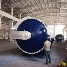 Réacteur pour verre autoclave pour stratification de verre UG 3D Design