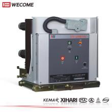 Wecome 24kV 3 pôle haute tension vide disjoncteur/VCB