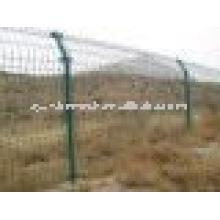 Cerca de malla de alambre Principalmente para la barrera y la cerca a lo largo del residencial