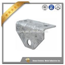 Professional trailer parts manufacturer replacement parts galvanized steel boat trailer swivel bracket