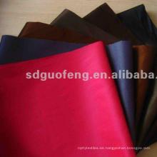 poli tc twill chino 80 poliéster 20 tela de algodón para pantalones militares hombres pantalones de tela de algodón poli para ropa de trabajo tela de color caqui