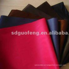 Poly tc sarja chino 80 poliéster 20 tecido de algodão para calças militares homens calças de tecido de algodão poli para workwear tecido cáqui