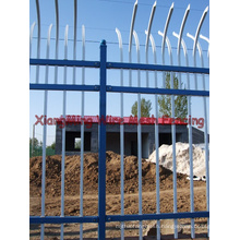Powder Coated Steel Fence (XM-PF)
