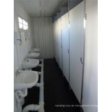 Geändertes ISO-Schiffs-Behälter-Badezimmer (shs-mc-ablution013)