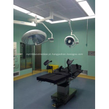 Instrumento cirúrgico halogênio sem sombras