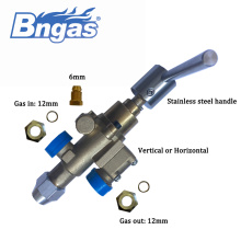 Commercial Kitchen Appliance Parts Gas Valves