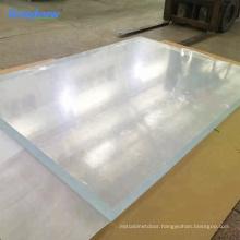 Custom plexiglass square acrylic sheet for used acrylic aquarium