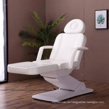 Mesa facial eléctrica de alta calidad masajeador salón belleza