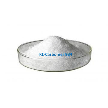 Best quality Low price for Ethylene Diamine Tetraacetic Acid KL Carbomer 934 supply to Saint Vincent and the Grenadines Exporter