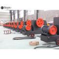 Dauerhafte kleine Rebar Cutter 6-40mm Stahl Bar Schneidemaschine