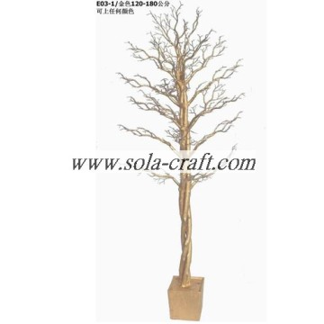 70cm Christmas Branch Decor Tree Be Hanging By Beaded Drop And Garland