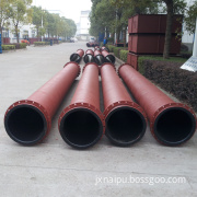 China Mining Industry Natural Rubber Pipe Hose