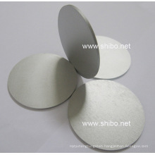 Polished Molybdenum Disc