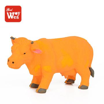 фабрики Китая оптом мягкая корова экологически чистых игрушек чэнхай для детей
