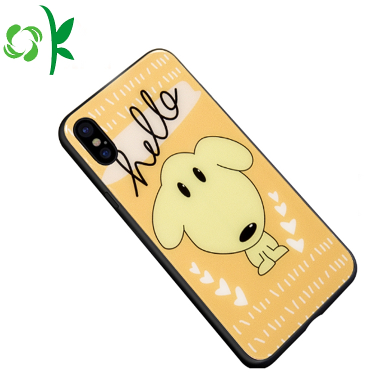 Cartoon Tpu Phone Case