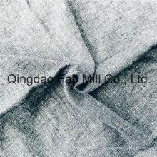 Lino / Tejido de mezcla de algodón para Hometextile (QF16-2532)