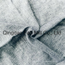 Linho / Tecido de mistura de algodão para Hometextile (QF16-2532)