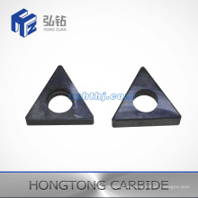 Uncoating Indexable Tungsten Carbide Turning Inserts for Cutting Tools