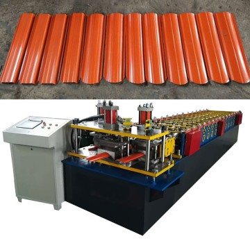 Mesin Roll Forming Metal Pagar