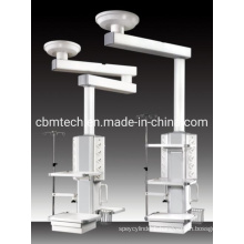 Double Arm Surgical Pendant Medical Ceiling Mounted Pendant
