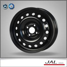 Глянцевая черная низкая цена 6x15 колесных дисков с 4-мя кругами