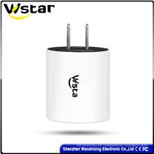 Accesorios del teléfono 5V 1.0A solo cargador del puerto de USB para iPhone6