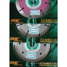 Ausgezeichnete Stone Diamond Cutting Disc