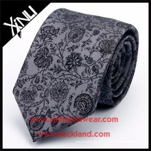 100% handgemachte perfekte Knoten Seide Jacquard Woven Floral Neck Tie Wir akzeptieren PayPal
