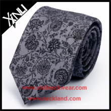 100% fait à la main noeud parfait jacquard tissé Floral Cravate de cou Nous acceptons PayPal