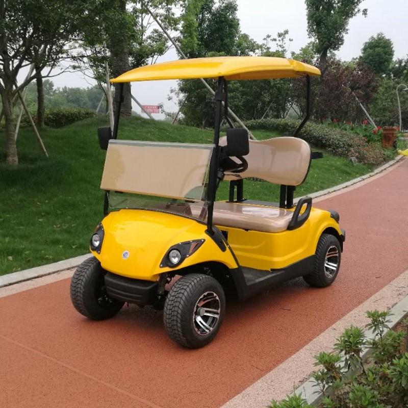 yamaha gas powered golf cart for sale