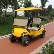 China for Small 2 Seaters Golf Carts good price 2 seater mini yamaha golf carts supply to Yemen Manufacturers