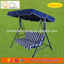 Hot sale luxury durable double Garden Patio Swing chair XY-175