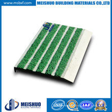 Carborundum Insert Flexible Aluminum Stair Nosing Strips
