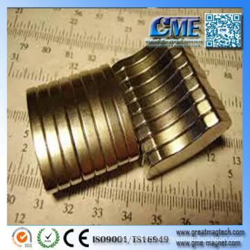 Neodymium Magnet in Hard Drive Irregular Shapes of Magnets