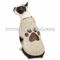 pet designer dog clothes with leather claws