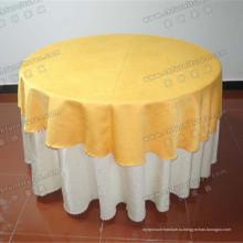Банкетный обеденный стол с элегантной обложкой (YC-T01-04)