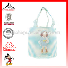Girls Insulated Lunch Bag Cute Cartoon Reusable Durable Travel Picnic Lunch Box Cooler Bag Organizer