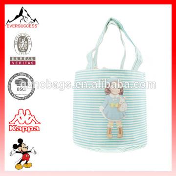 Girls Insulated Lunch Bag Cute Cartoon Reusable Durable Travel Picnic Lunch Box Cooler Bag Organizer