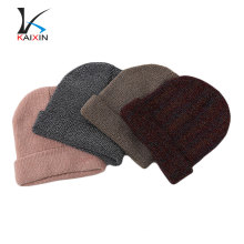 2017 high quality custom design cute girls winter hats