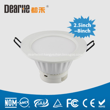 4 Inch 8W Hot Sale Integrated Anti-glare Downlight