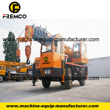 Self-made Lifting Mobile Truck crane