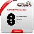 Китай Поставщиком высокое качество Gjxfh-4b6 ftth крытый волоконно-оптический кабель