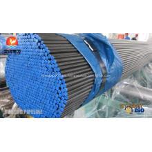 DIN2391 ST52.4 Tubos sin costura de precisión NBK Precision