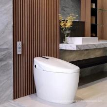 new design simple electric smart toilet intelligent